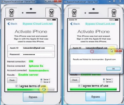 activation lock bypass for iphone 5